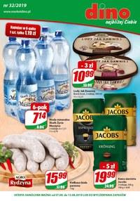 Gazetka promocyjna Dino - Gazetka promocyjna  - ważna do 13-08-2019