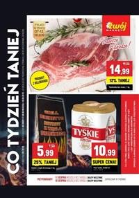 Gazetka promocyjna Twój Market, ważna od 07.08.2019 do 18.08.2019.