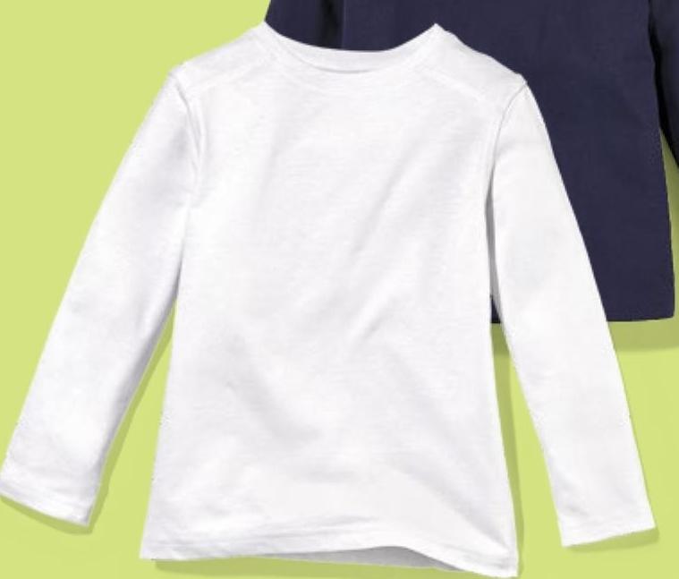 Koszulka z długim rękawem  niska cena