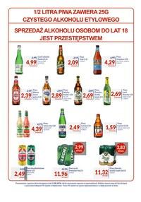 Gazetka promocyjna PSS Społem Białystok - Oferta handlowa