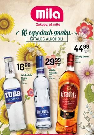 Gazetka promocyjna MILA, ważna od 08.08.2019 do 21.08.2019.