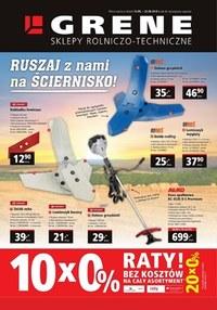 Gazetka promocyjna Grene - Gazetka promocyjna  - ważna do 23-08-2019
