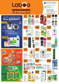 Gazetka promocyjna Drogerie Laboo, ważna od 07.08.2019 do 31.08.2019.