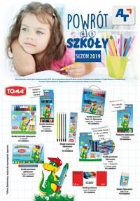 Gazetka promocyjna At - Gazetka promocyjna szkoła - ważna do 30-09-2019