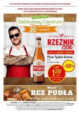 Gazetka promocyjna Delikatesy Centrum, ważna od 08.08.2019 do 13.08.2019.
