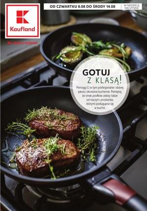 Gazetka promocyjna Kaufland - Gotuj z klasą!
