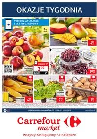 Gazetka promocyjna Carrefour Market, ważna od 13.08.2019 do 19.08.2019.