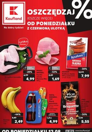 Gazetka promocyjna Kaufland - Oszczędzaj od poniedziałku