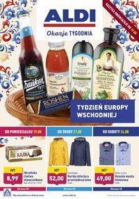 Gazetka promocyjna Aldi, ważna od 19.08.2019 do 25.08.2019.