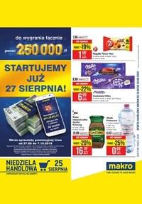 Gazetka promocyjna Makro Cash&Carry, ważna od 13.08.2019 do 26.08.2019.