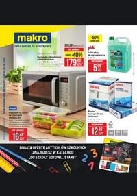 Gazetka promocyjna Makro Cash&Carry - Twój sukces to nasz biznes   - ważna do 26-08-2019