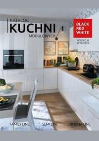 Gazetka promocyjna Black Red White - Katalog kuchni modułowych  - ważna do 30-06-2020