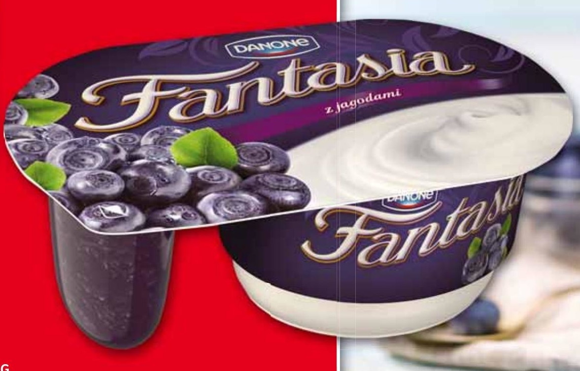 Jogurt Fantasia  niska cena