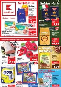 Gazetka promocyjna Kaufland, ważna od 16.08.2019 do 21.08.2019.