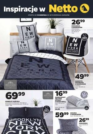 Gazetka promocyjna Netto - Inspiracje w Netto