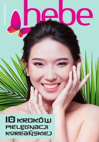 Gazetka promocyjna Hebe - Katalog Koreański  - ważna do 25-09-2019