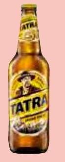 Piwo jasne pełne Tatra niska cena