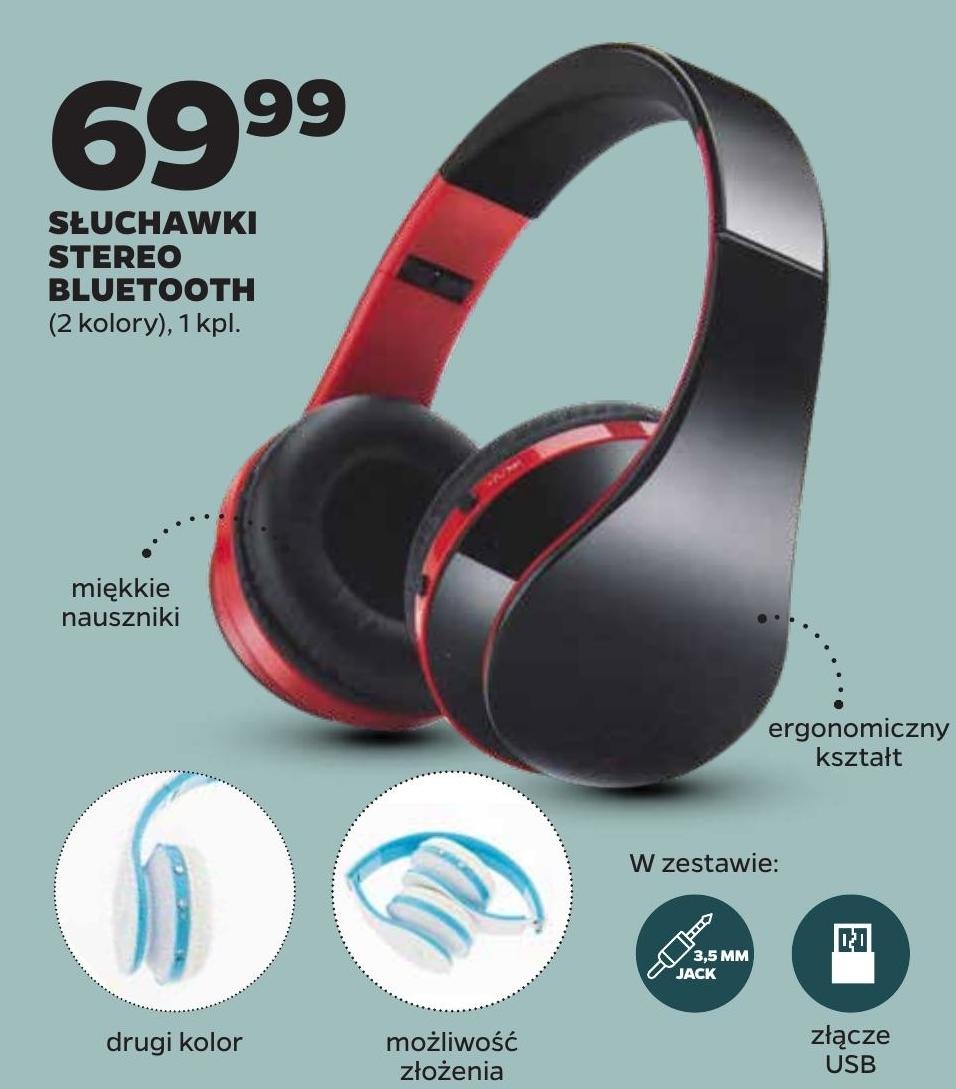 Słuchawki Bluetooth niska cena
