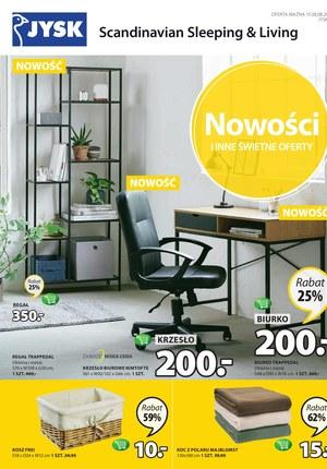 Gazetka promocyjna Jysk, ważna od 15.08.2019 do 28.08.2019.
