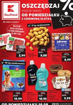 Gazetka promocyjna Kaufland, ważna od 19.08.2019 do 21.08.2019.