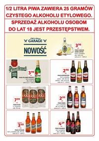 Gazetka promocyjna Auchan - Wybierz swoje piwo