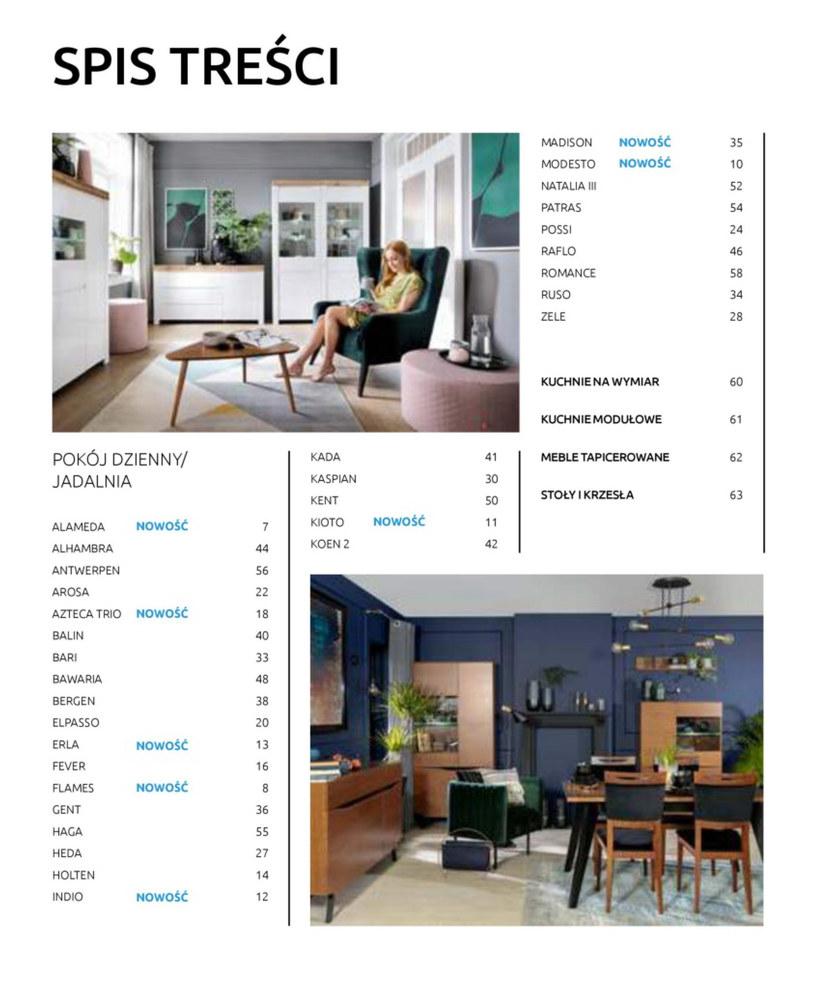 Gazetka: Katalog rodzinnych wnętrz - strona 4