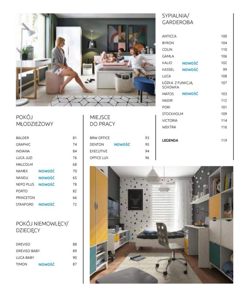 Gazetka: Katalog rodzinnych wnętrz - strona 5