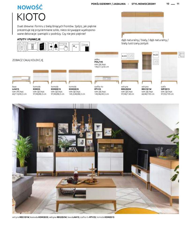 Gazetka: Katalog rodzinnych wnętrz - strona 11