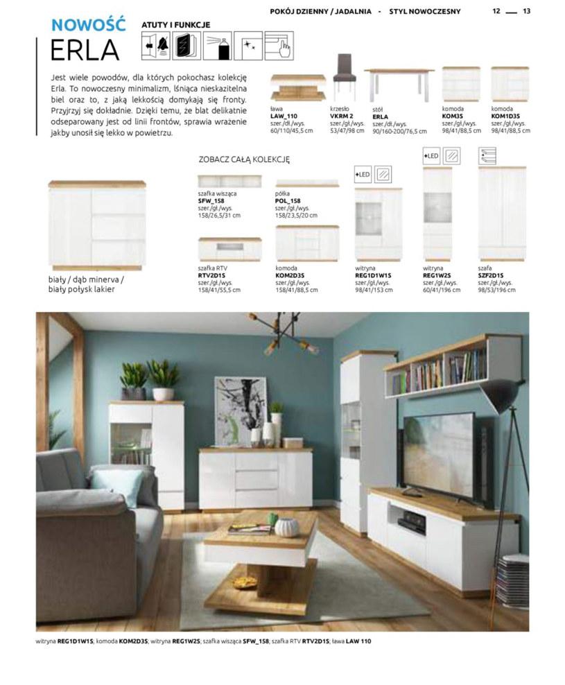 Gazetka: Katalog rodzinnych wnętrz - strona 13