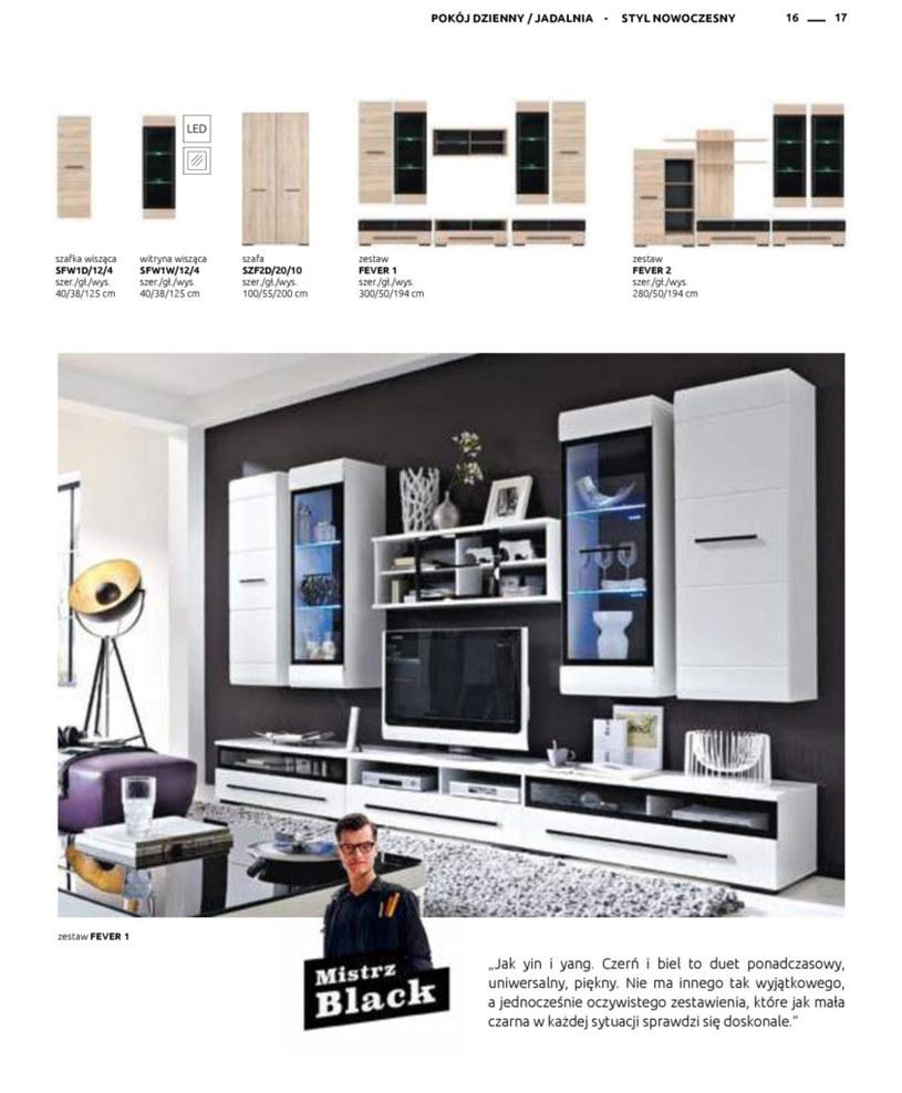 Gazetka: Katalog rodzinnych wnętrz - strona 17
