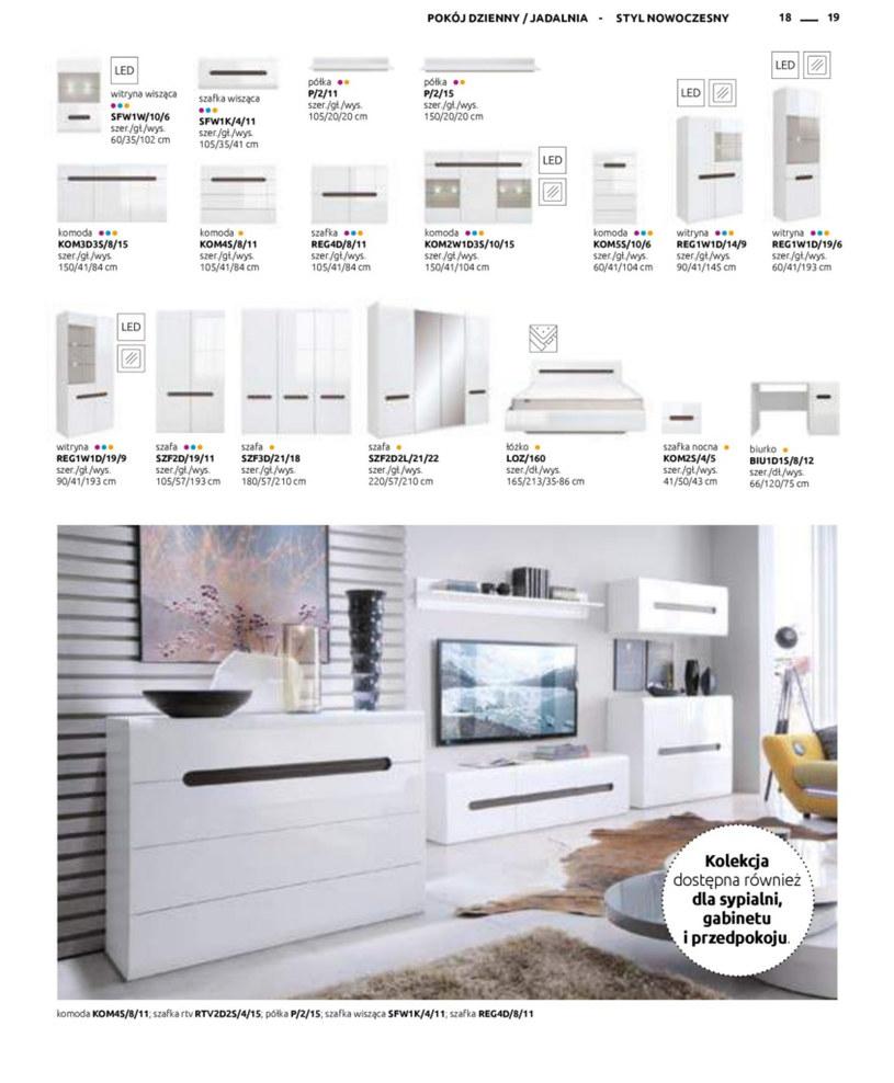 Gazetka: Katalog rodzinnych wnętrz - strona 19
