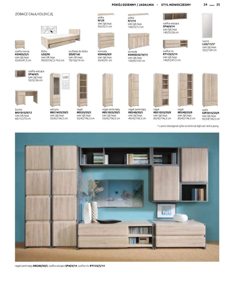 Gazetka: Katalog rodzinnych wnętrz - strona 25