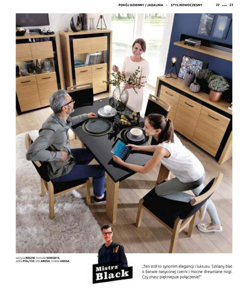 Gazetka: Katalog rodzinnych wnętrz - strona 23