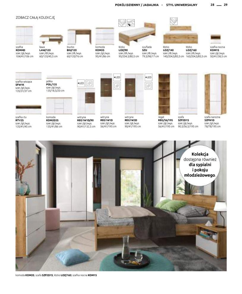 Gazetka: Katalog rodzinnych wnętrz - strona 29