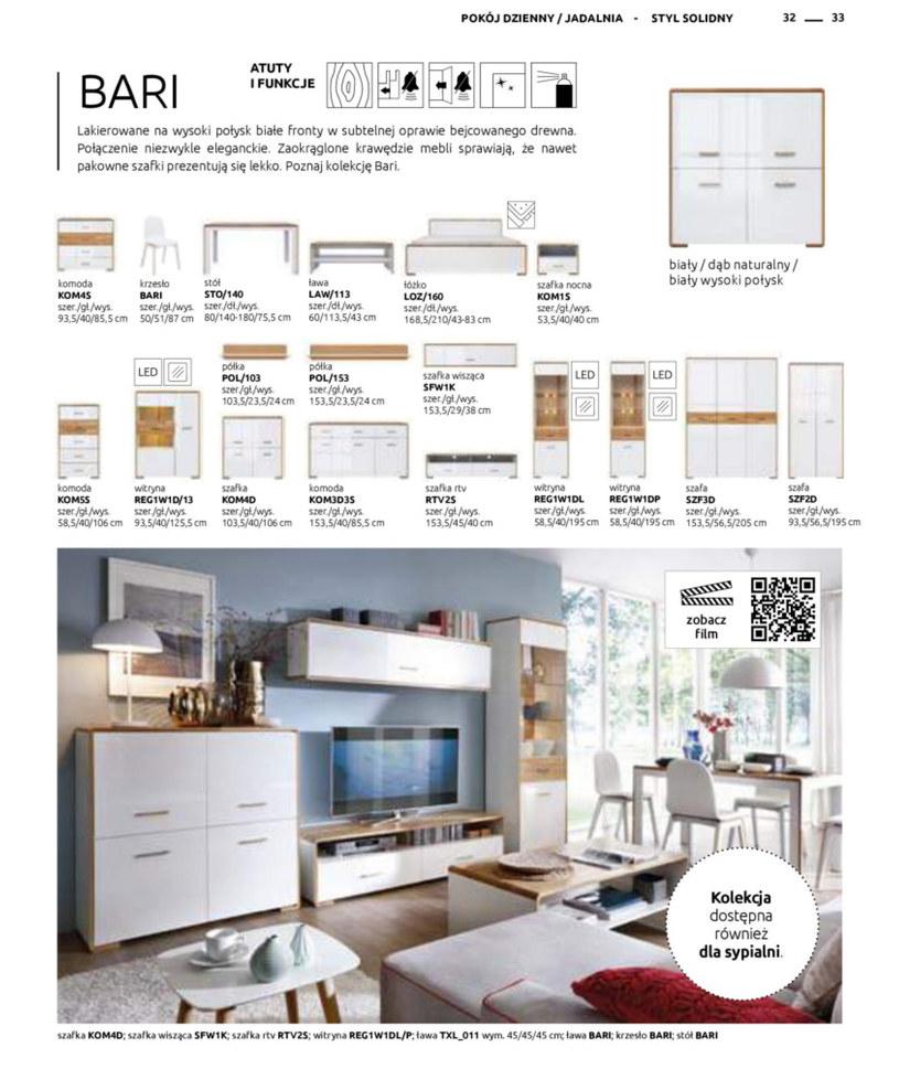 Gazetka: Katalog rodzinnych wnętrz - strona 33