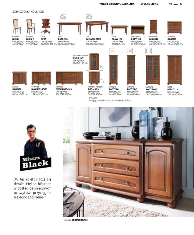 Gazetka: Katalog rodzinnych wnętrz - strona 49