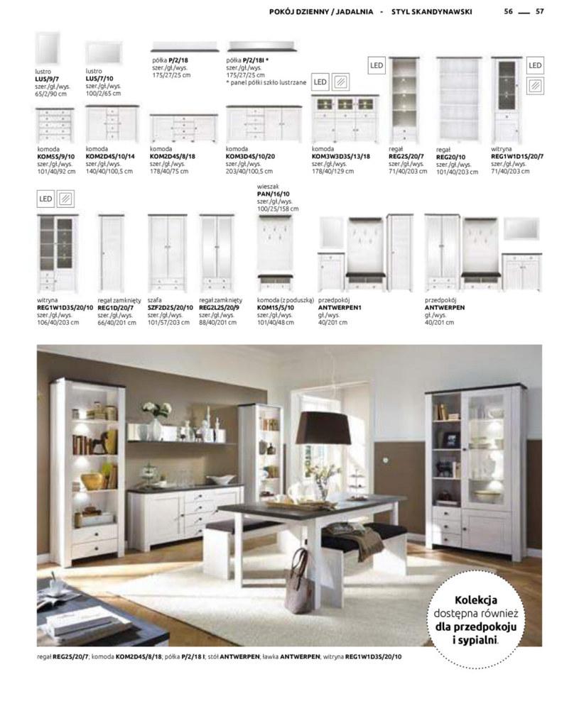 Gazetka: Katalog rodzinnych wnętrz - strona 57