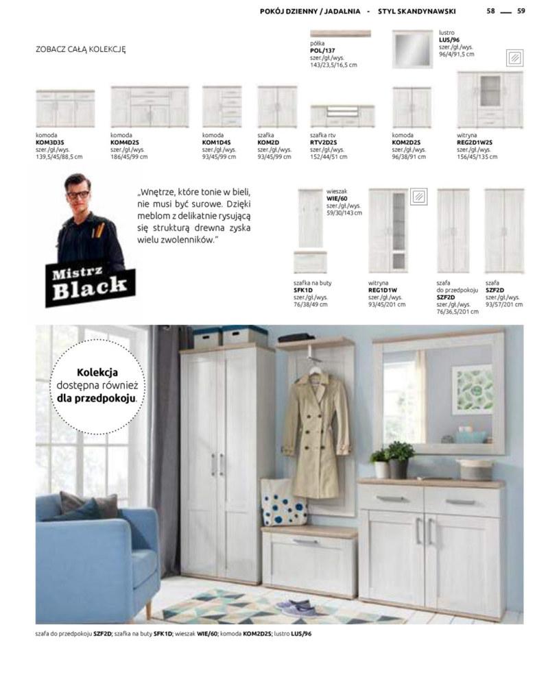 Gazetka: Katalog rodzinnych wnętrz - strona 59
