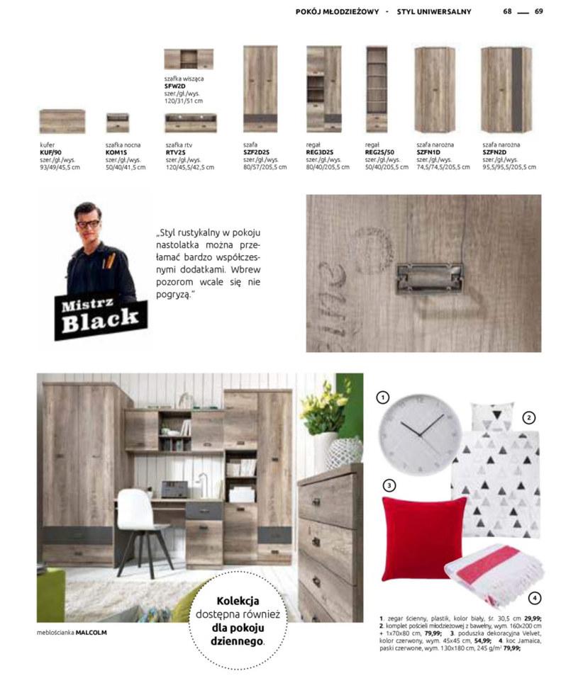 Gazetka: Katalog rodzinnych wnętrz - strona 69