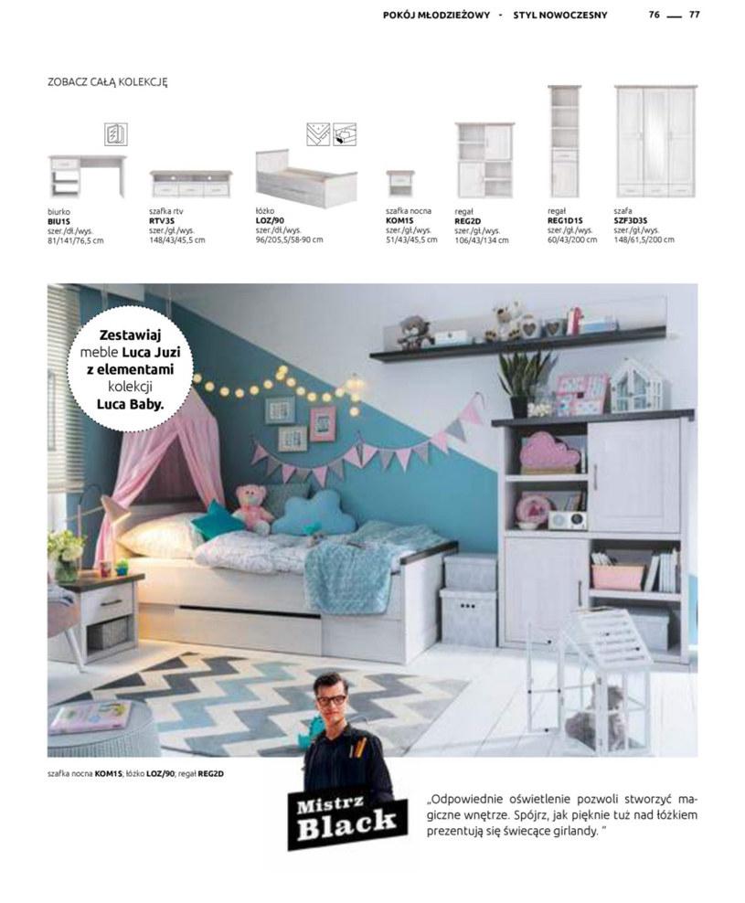 Gazetka: Katalog rodzinnych wnętrz - strona 77