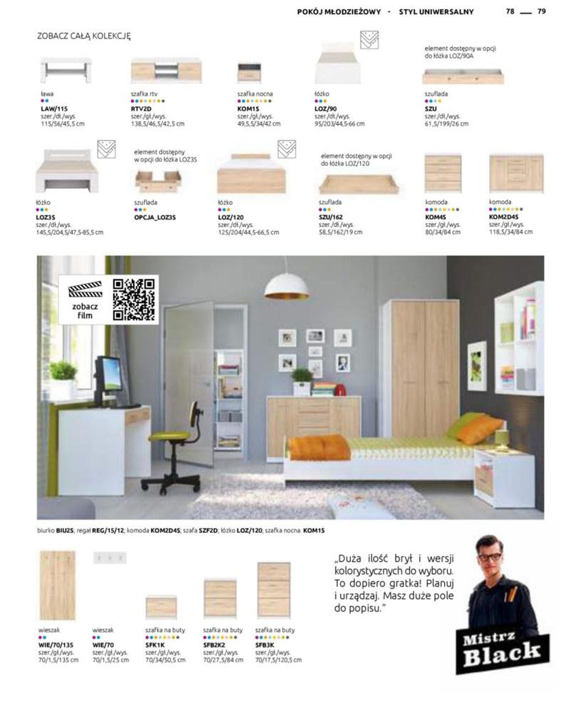 Gazetka: Katalog rodzinnych wnętrz - strona 79