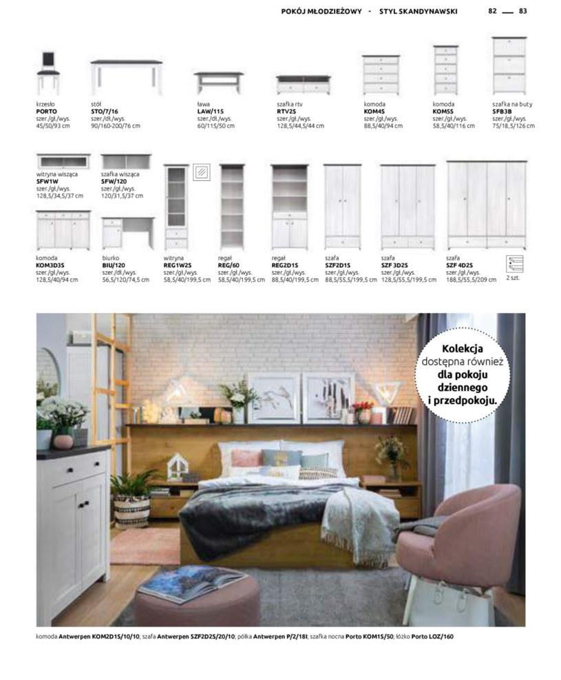 Gazetka: Katalog rodzinnych wnętrz - strona 83