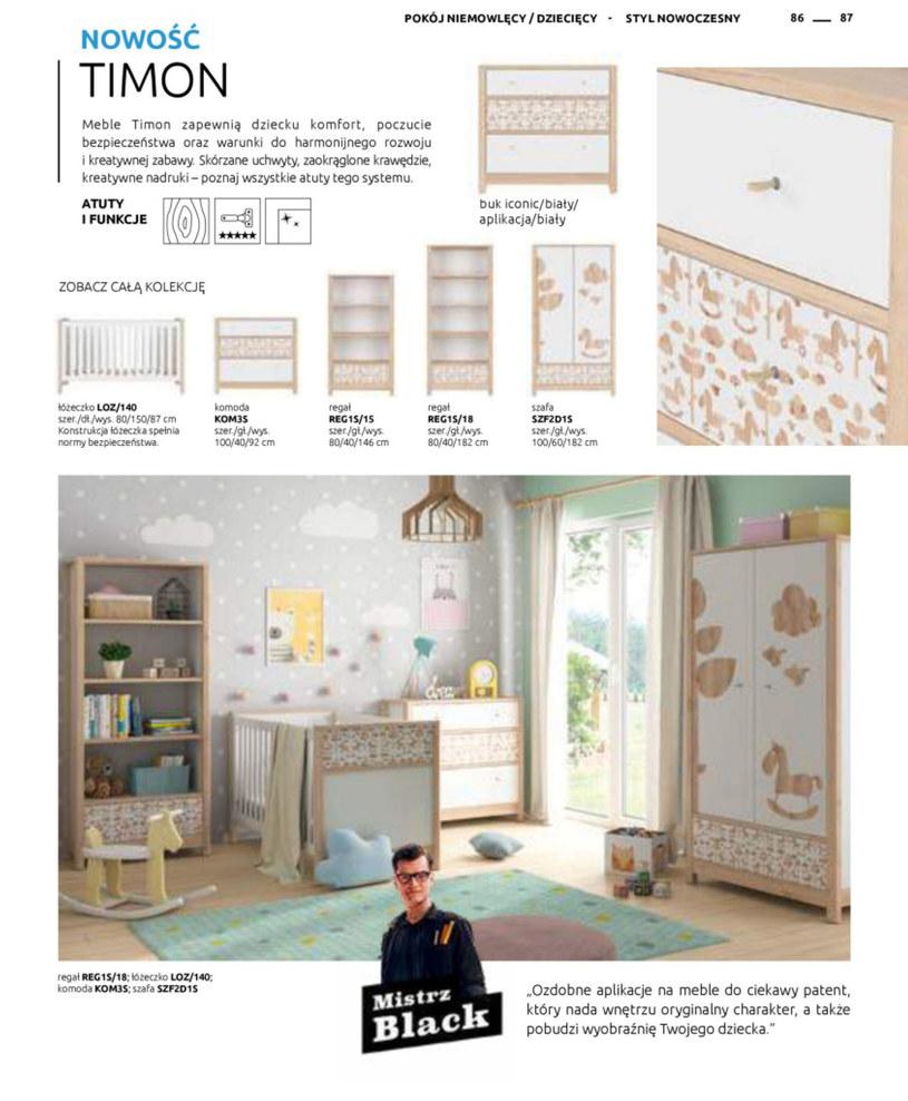 Gazetka: Katalog rodzinnych wnętrz - strona 87