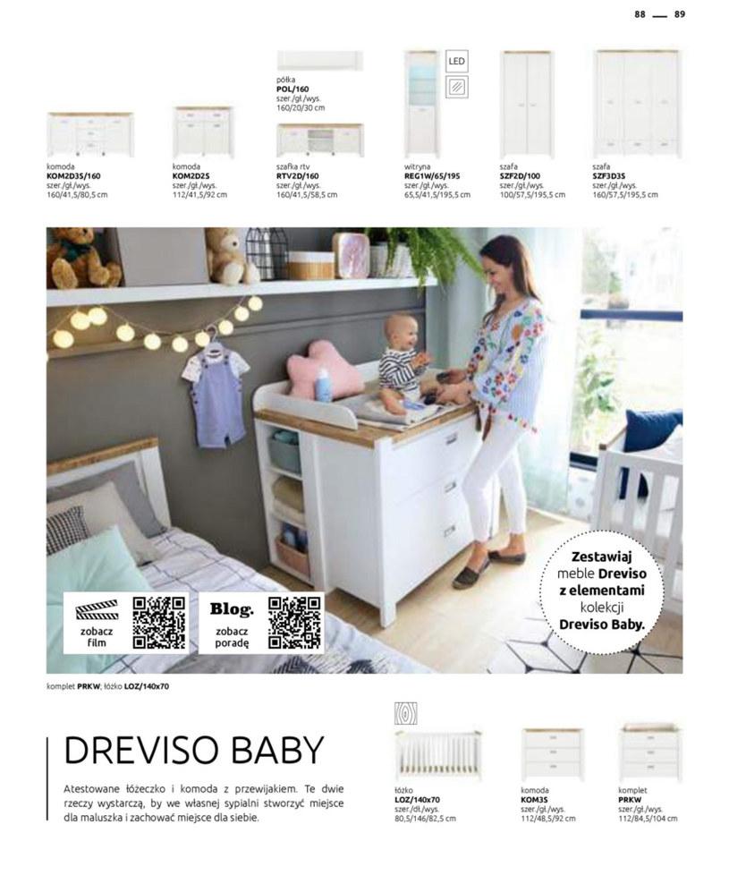 Gazetka: Katalog rodzinnych wnętrz - strona 89