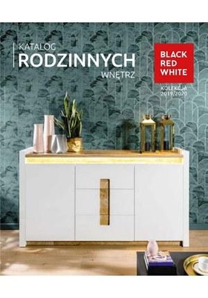 Gazetka promocyjna Black Red White, ważna od 19.08.2019 do 30.06.2020.