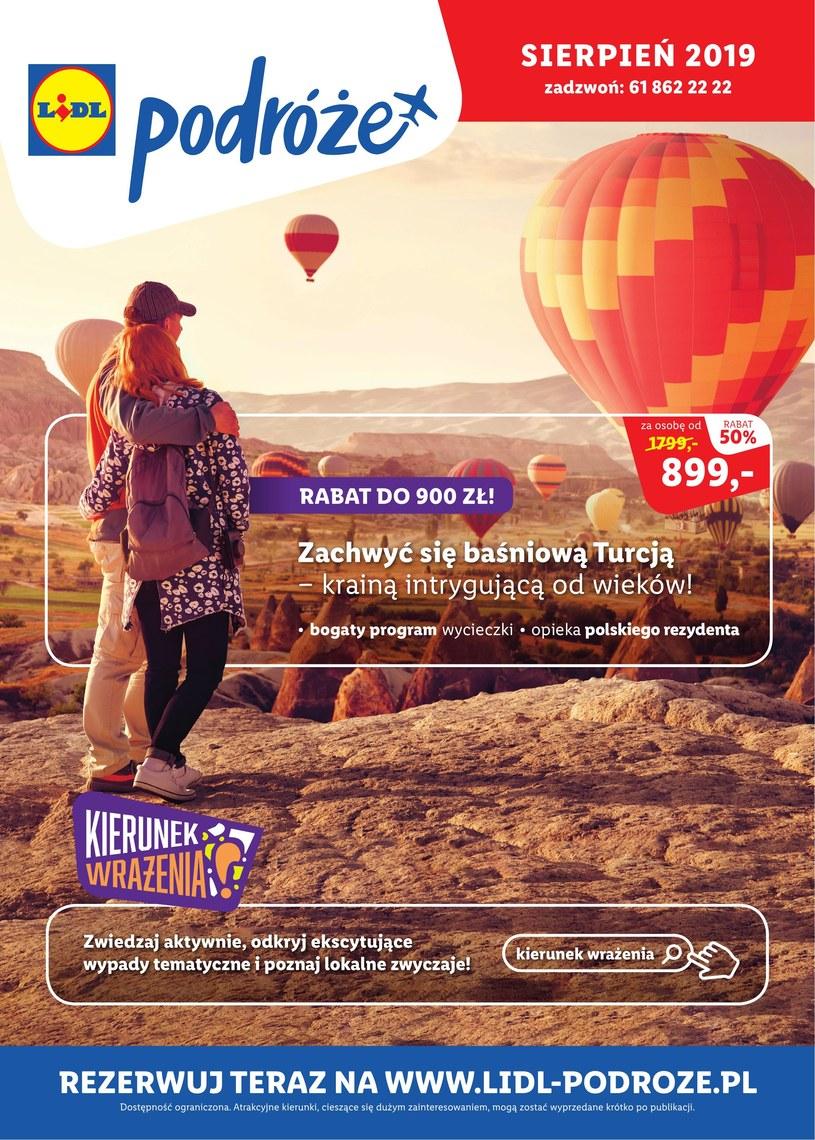 Gazetka promocyjna Lidl - ważna od 19. 08. 2019 do 16. 09. 2019