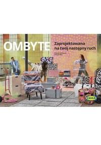 Gazetka promocyjna IKEA - Ombyte - ważna do 31-08-2019