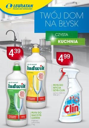 Gazetka promocyjna Lewiatan, ważna od 22.08.2019 do 28.08.2019.