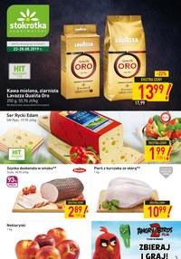 Gazetka promocyjna Stokrotka - Gazetka promocyjna - supermarket - ważna do 28-08-2019