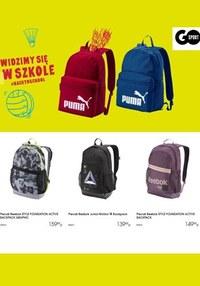 Gazetka promocyjna GO Sport - Widzimy się w szkole - ważna do 15-09-2019
